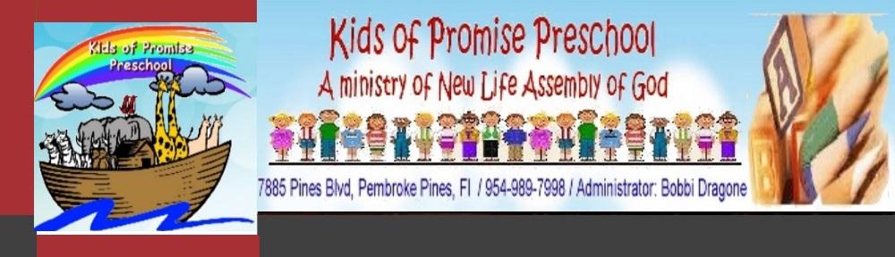 Kids of Promise Blog
