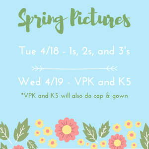 Spring Photos Information