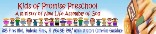 Kids of Promise Preschool